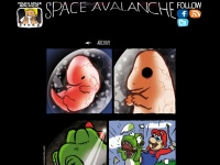 spaceavalanche.com