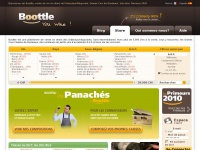 Boottle.ch - This domain name is registered with Netim
