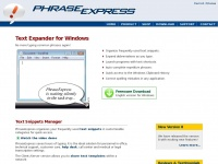 phraseexpress.com