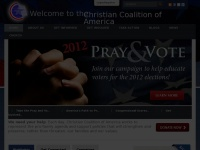 Cc.org - Christian Coalition | Defending America's Godly Heritage!