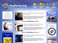 Teaparty.org - Tea Party - Join the Movement. Support the Tea Party.