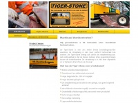 Tiger-stone.nl - Machinaal herbestratingsmachine - Tiger Stone