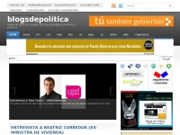 Blogsdepolitica.com | Marketing político y política 2.0