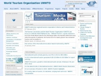 World Tourism Organization UNWTO | Specialized agency of the United Nations