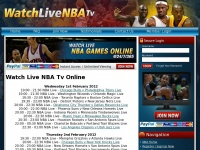 watchlivenba.tv