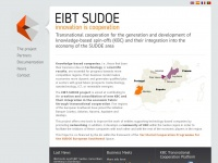 Welcome to EIBT-SUDOE.EU