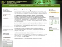 Electroquimicacienciaytecnologia.org - コスメお試し日記   Just another WordPress site