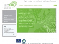 Weee-forum.org - Taking on the electronic waste challenge. | WEEE Forum