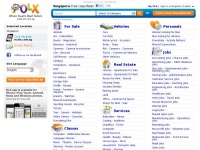 Olx.com.sg - Free classifieds in Singapore, classified ads in Singapore (For Sale in Singapore, Vehicles in Singapore, Real Estate in Singapore, Community in Singapore