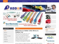 Addor.net - Addor (EA) Wires & Cables Limited - Structured Cables & Wireless Solutions