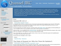 Quassel-irc.org - Blogs | Quassel IRC