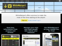 whilewairport.com
