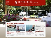 3 star hotel in Venice Lido   Hotel Rigel Official Site