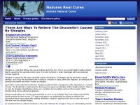 Naturesrealcures.info - Natures Real Cures | Holistic Natural Cures