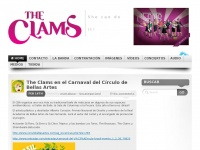 theclams.es
