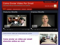 comoenviarvideoporemail.info