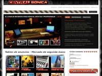 centralsonica.com Thumbnail