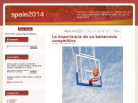 Spain 2014 | Noticias | Resultados | Mundial de Baloncesto 2014 España | Basketball | FIBA World Campionship 2014 | Spain2014.com