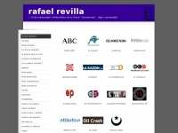 pagina principal rafael revilla website