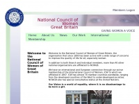 Ncwgb.org - National Council of Women - National Council of Women
