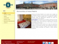 hostal-madrid.info