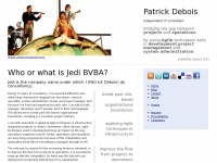 Jedi.be - Who or what is Jedi BVBA?