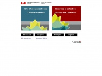 Nlc-bnc.ca - Bienvenue au site Web Bibliothèque et Archives Canada / Welcome to the Library and Archives Canada website