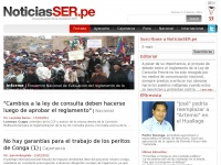 Noticiasser.pe - Home | NoticiasSER