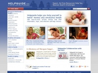 HelpGuide.org - Trusted guide to mental, emotional & social health