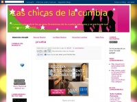 chicasdelacumbia.blogspot.com