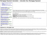 free-mortgage-calculator.ca Thumbnail