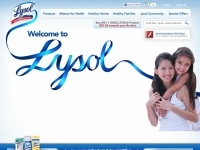 Lysol.com - Lysol Cleaning Products | Lysol
