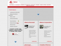 BAC | Credomatic Network