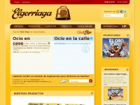 chocolateselgorriaga.com