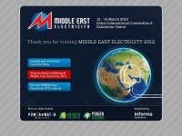 middleeastelectricity.com