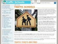 Abouttrafficschools.com - Traffic schools and defensive driving online guide