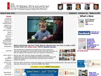 Stutteringhelp.org - Stuttering Foundation: A Nonprofit Organization Helping Those Who Stutter