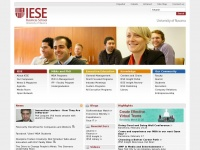 IESE Business School: MBAs & Executive Education | #1 FT 2015-2020