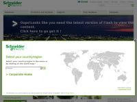 Global Specialist in Energy Management and Automation | Schneider Electric