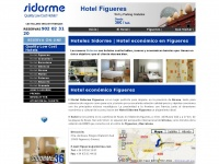 hotel-figueres-sidorme.com