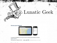 lunatic geek blog