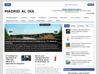 Madridaldia.net - Madrid Al Día | Diario On Line de la Comunidad de Madrid
