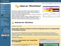 Trichview.es - TRichView, ScaleRichView, RVMedia Componentes para Delphi y C++Builder. Alternativa RichEdit