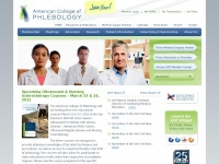 Phlebology.org - Home - American College of Phlebology