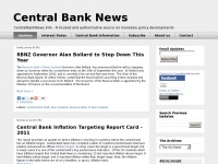 Centralbanknews.info - Central Bank News