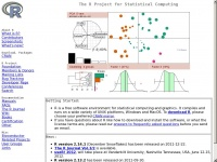 R-project.org - R: The R Project for Statistical Computing