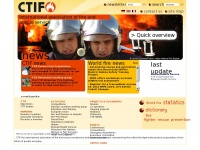 Ctif.org - CTIF - International Association of Fire Services for Safer Citizens through Skilled Firefighters