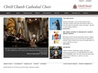 Chchchoir.org - Christ Church Cathedral Choir, Oxford – Just another WordPress Multisite Sites site