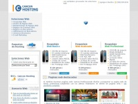 cancun-hosting.com