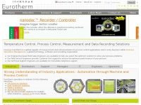 Eurotherm by Schneider Electric | Temperature Control, Process Control, Measurement and Data Recording Solutions for Industrial